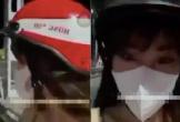 Cô gái tự cởi nội y giữa cầu Trường Tiền, quay clip phát tán lên mạng