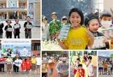 Vinamilk tiếp nối chiến dịch 'Bạn khỏe mạnh, Việt Nam khỏe mạnh'