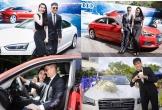 Ngắm bộ sưu tập xe Audi ấn tượng của Thủy Tiên – Công Vinh