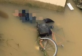 Phát hiện người đàn ông bị tử vong dưới kênh nước