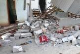 Tường đổ sập khi tháo dỡ nhà, một người tử vong