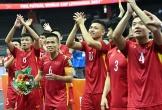 Đội tuyển futsal Việt Nam nhận
