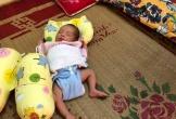 Cơ cực mẹ đơn thân tật nguyền mới sinh con không nhà, không tiền, không công việc