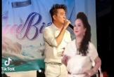 Xôn xao clip Đàm Vĩnh Hưng và nữ CEO Đại Nam đứng chung sân khấu, hát múa ăn ý: Thực hư ra sao?