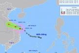 Đêm nay bão tràn vào Thừa Thiên Huế - Quảng Ngãi, trút mưa lớn hầu khắp miền Trung