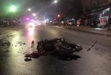 Nam thanh niên tử vong sau va chạm xe máy ở Hà Tĩnh