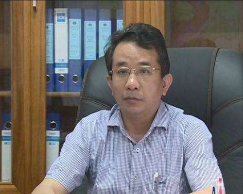 Đ/c: Hà Văn Trọng - Phó Bí thư Thành Ủy, Chủ tịch UBND thành phố