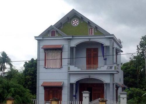 Thảm sát 4 bà cháu trong căn nhà 2 tầng hình ảnh 1