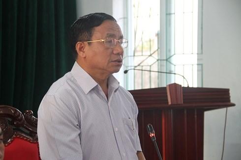 Bí thư Tỉnh ủy Hà Tĩnh Lê Đình Sơn nhấn mạnh tại cuộc họp, trách nhiệm dẫn đến sự việc dân chặn nhà máy thuộc về công ty Phú Hà và yêu cầu công ty rút kinh nghiệm.