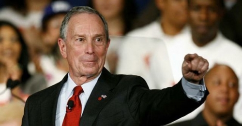Ông Micheal Bloomberg (Ảnh: Reuters)