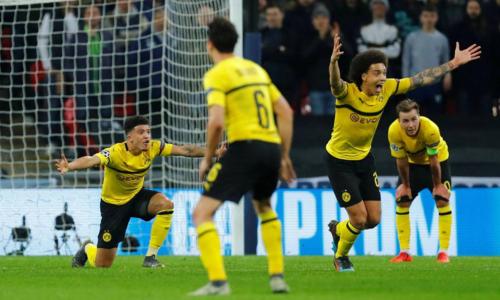 Dortmund phải trả giá cho những cơ hội bị phung phí ở hiệp một. Ảnh: Reuters.